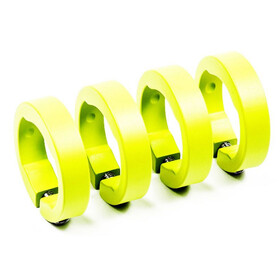 Sixpack Replacement Clamp Rings 4 person yellow